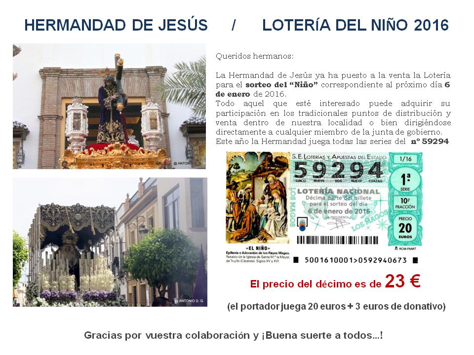 Noticias_Lotería del Niño_2016