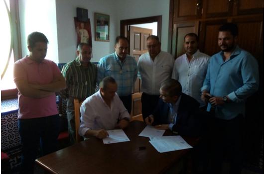 Renovado el contrato de la Banda Municipal de Música de Mairena del Alcor para el Viernes Santo