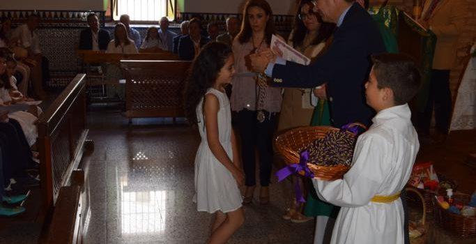 Misa de Hermandad – Niños 1ª Comunión 10 de junio de 2018