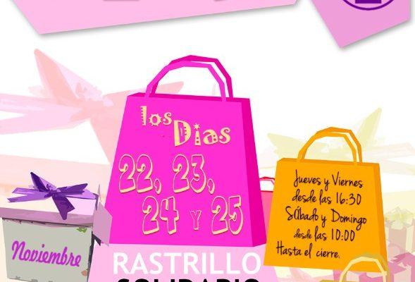 Rastrillo Solidario 2018