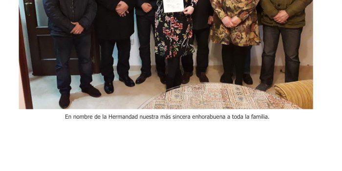 Mujer Verónica 2019