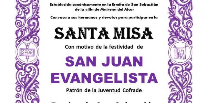 Festividad de San Juan Evangelista – 2019