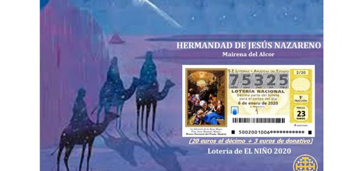 Lotería del Niño 2020