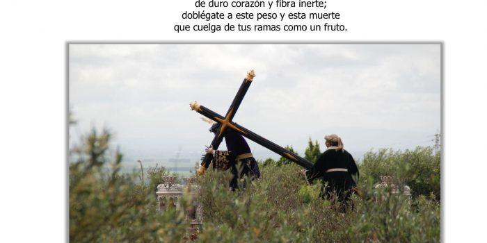 VIERNES SANTO EN LA PASIÓN DEL SEÑOR. 10 de abril de 2020