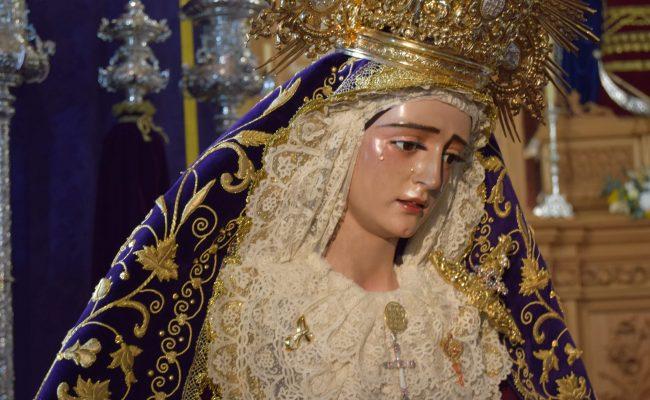 Cultos a Nuestra Señora de la Amargura